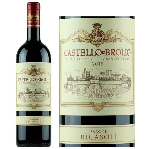 Rượu Vang Ý Barone Ricasoli Castello Di Brolio