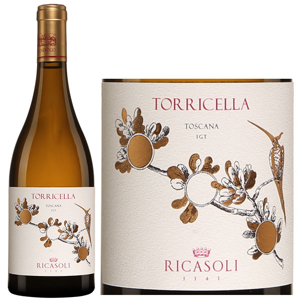 Rượu Vang Ý Barone Ricasoli Torricella