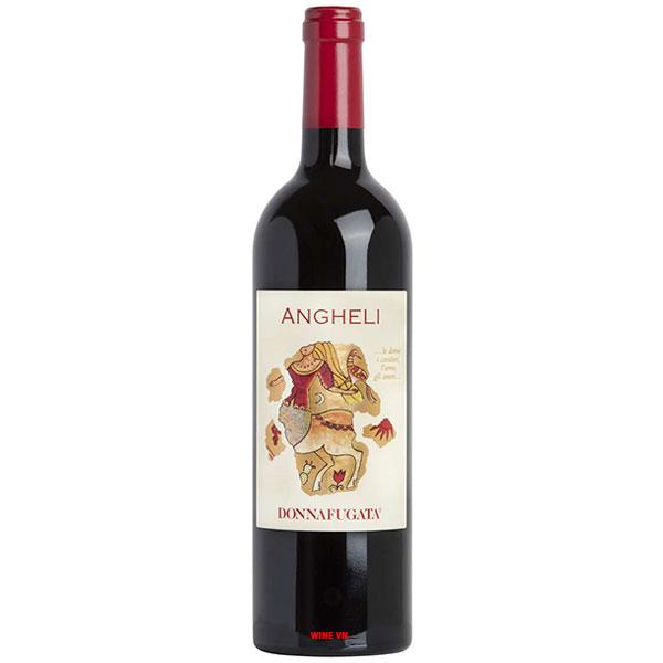 Rượu Vang Ý Donnafugata Angheli Sicilia
