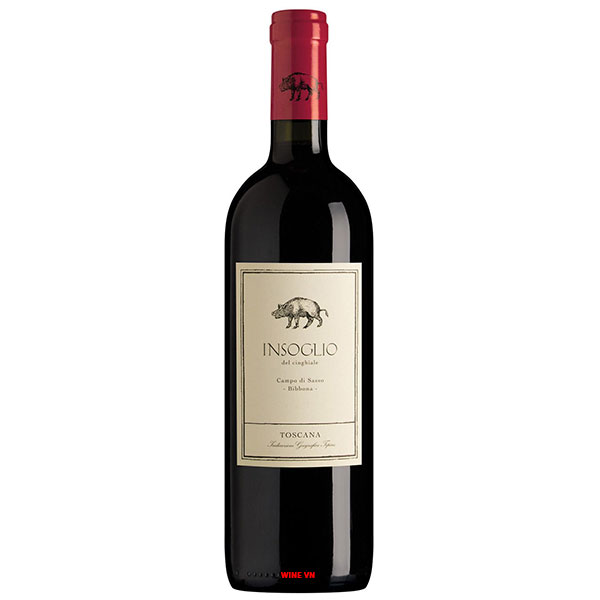 Rượu Vang Ý Insoglio Toscana