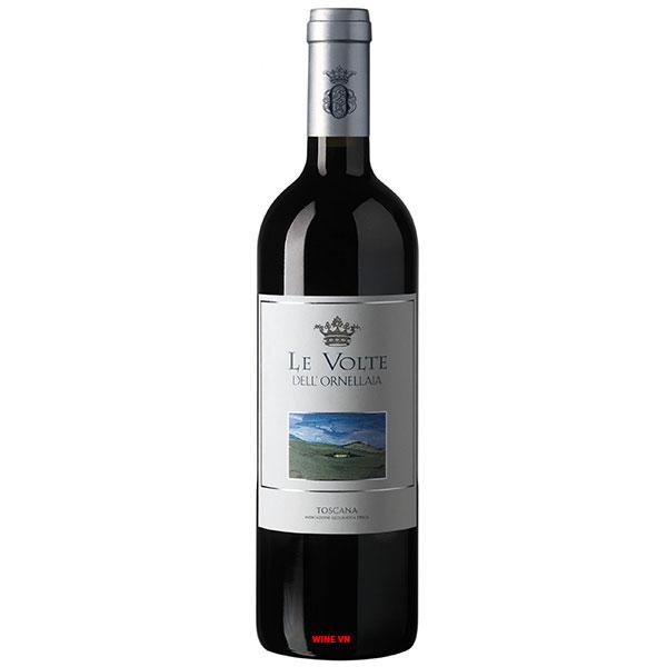 Rượu Vang Ý Le Volte Dell'Ornellaia