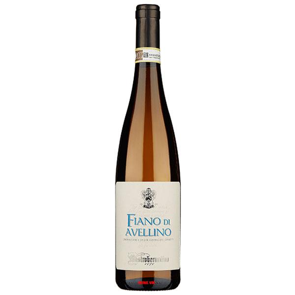 Rượu Vang Ý Mastroberardino Fiano Di Avellino