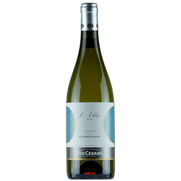 Rượu Vang Ý Pio Cesare L'Altro Chardonnay