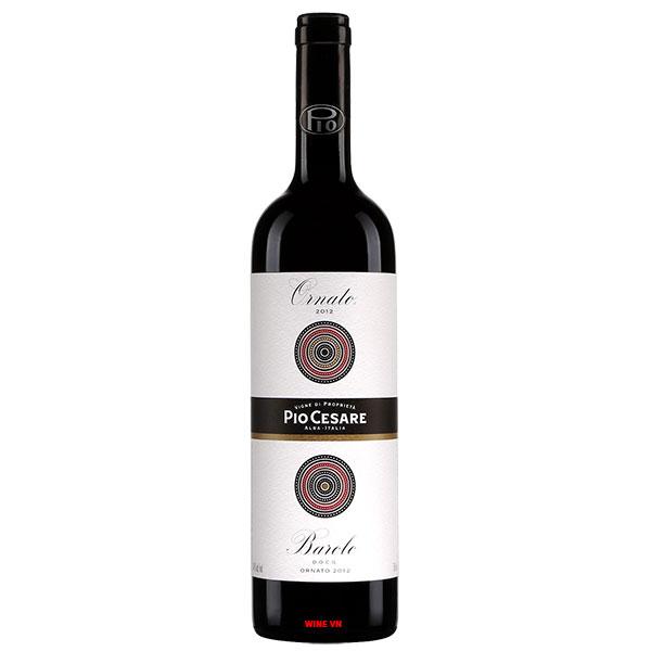 Rượu Vang Ý Pio Cesare Ornato Barolo