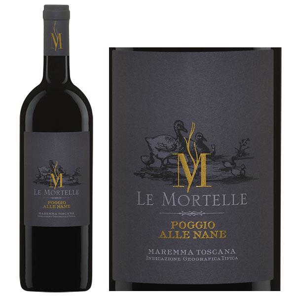 Rượu Vang Ý Poggio Alle Nane Maremma