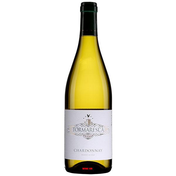 Rượu Vang Ý Tormaresca Chardonnay Puglia