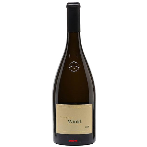 Rượu Vang Ý Winkl Sauvignon Blanc