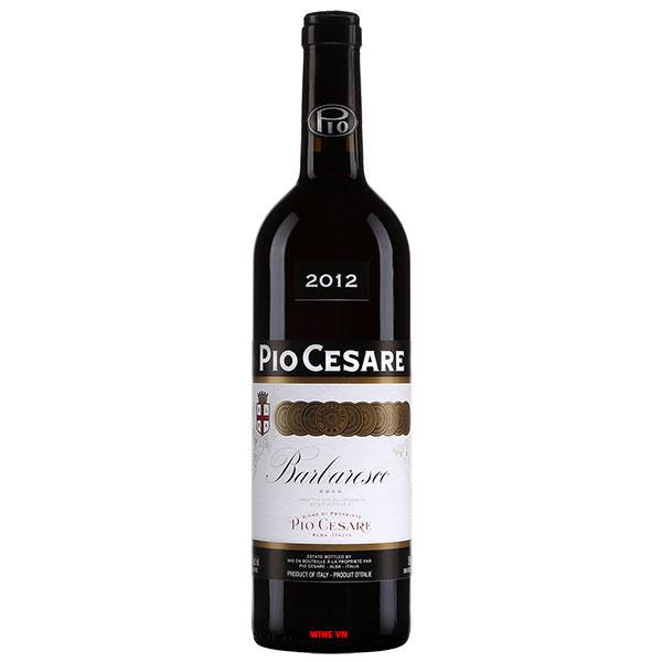 Rượu Vang Đỏ Pio Cesare Barbaresco