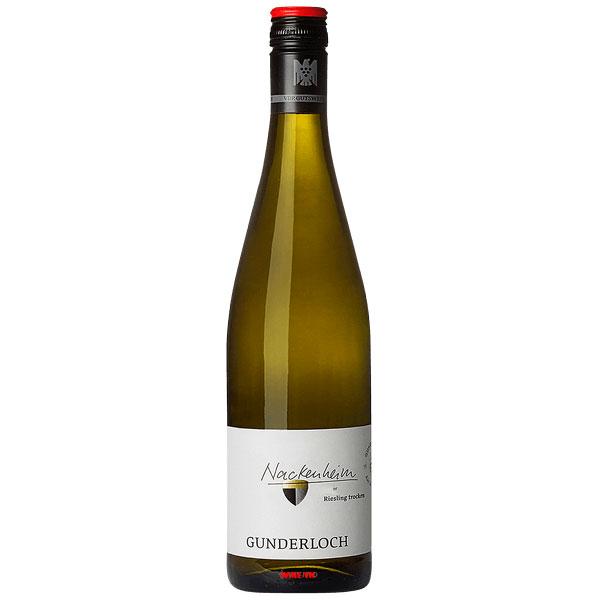Rượu Vang Đức Gunderloch Nackenheim Riesling