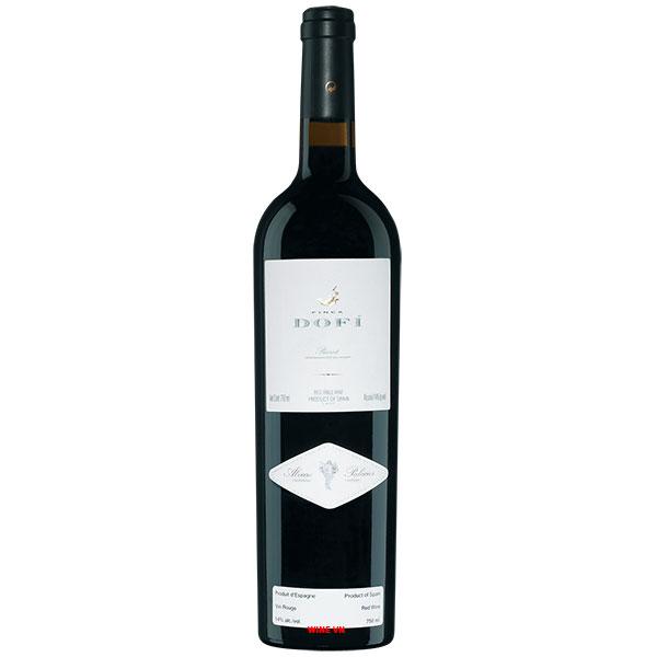 Rượu Vang Alvaro Palacios Finca Dofi Priorat