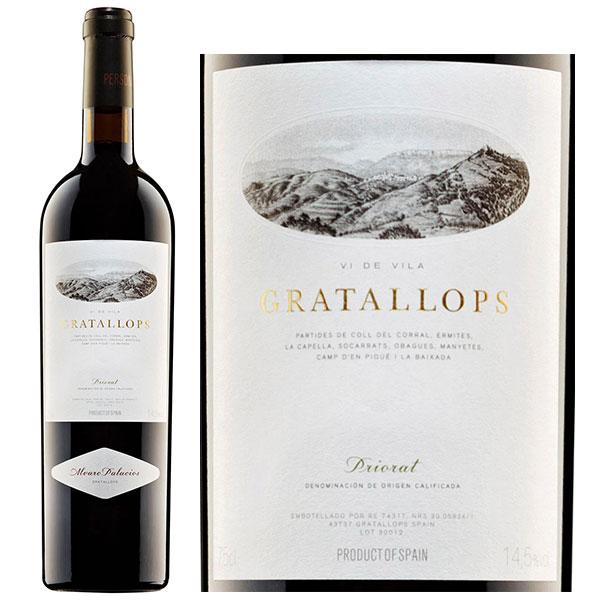 Rượu Vang Alvaro Palacios Gratallops Vi de Vila Priorat