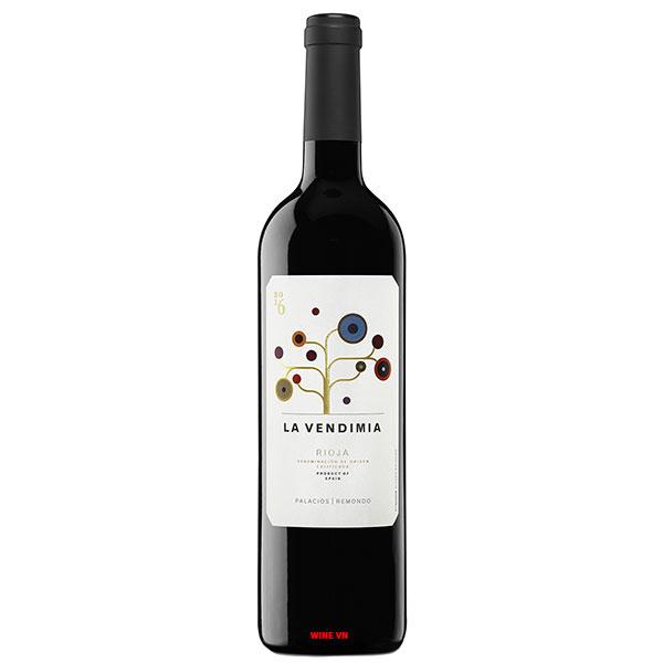 Rượu Vang Alvaro Palacios La Vendimia Rioja