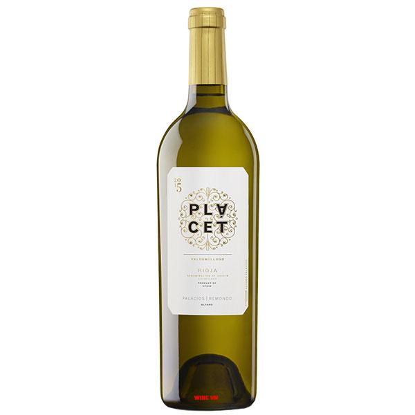 Rượu Vang Alvaro Palacios Placet Rioja