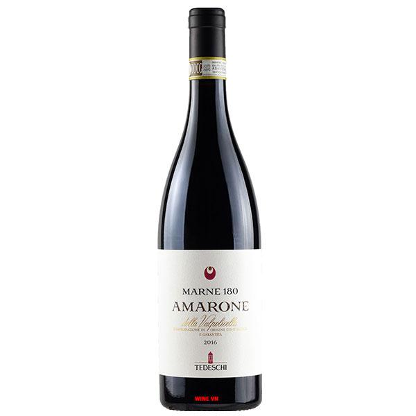 Rượu Vang Amarone MARNE 180