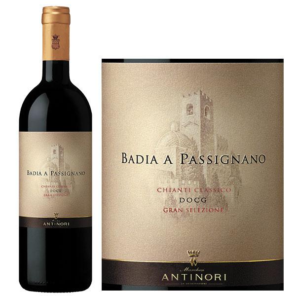 Rượu Vang Antinori Badia A Passignano Chianti Classico