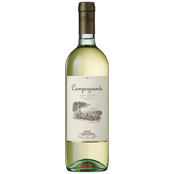 Rượu Vang Antinori Santa Cristina Campogrande Orvieto Classico