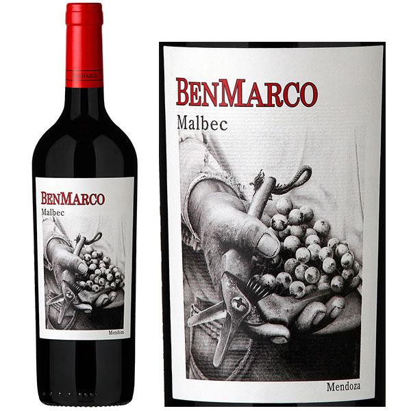 Rượu Vang Argentina Benmarco Malbec
