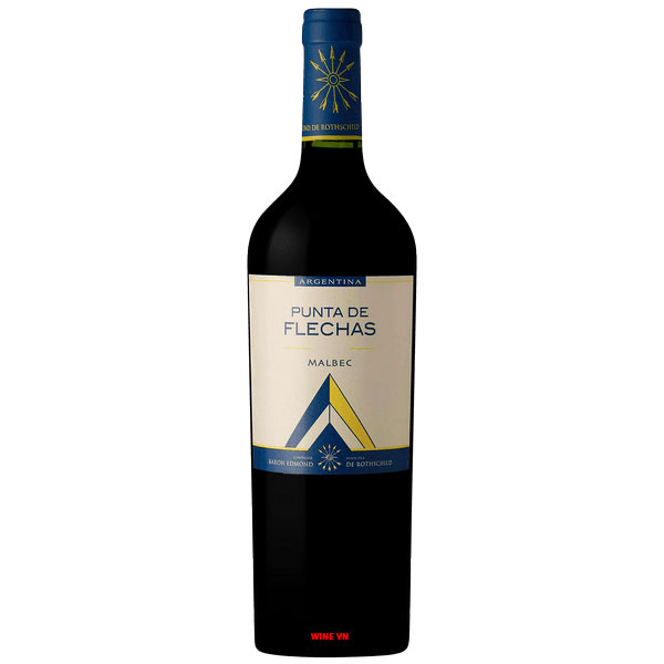 Rượu Vang Argentina Punta De Flechas Malbec