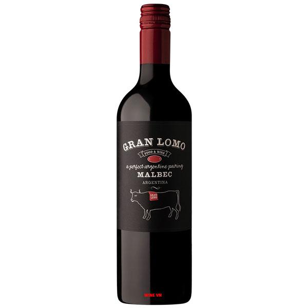 Rượu Vang Argentina Trivento Gran Lomo Malbec
