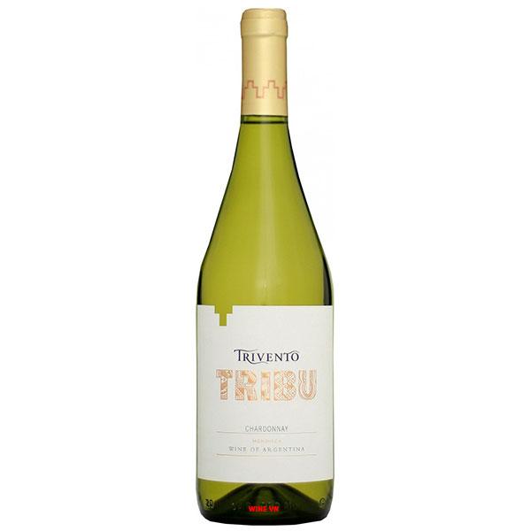 Rượu Vang Argentina Trivento Tribu Chardonnay