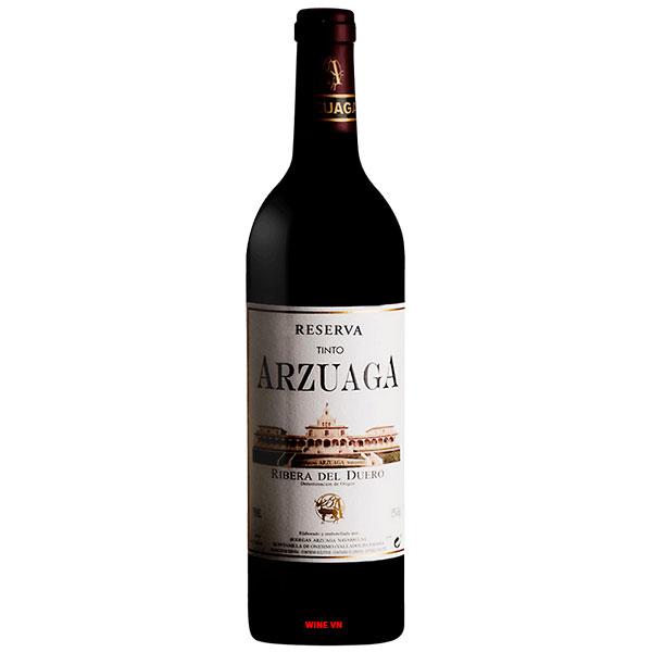 Rượu Vang Arzuaga Tinto Reserva Ribera De Duero
