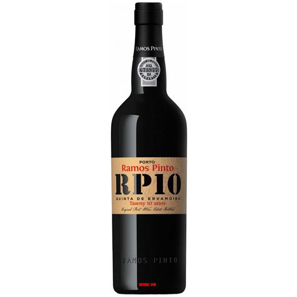 Rượu Vang Bồ Đào Nha Ramos Pinto 10 years