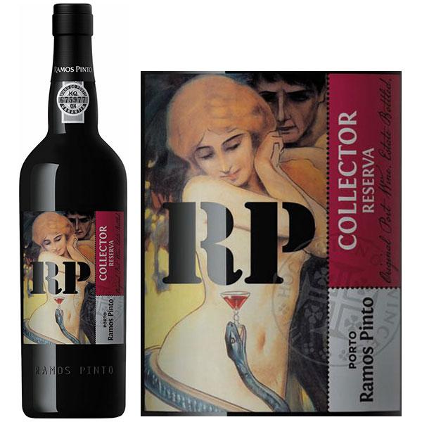 Rượu Vang Bồ Đào Nha Ramos Pinto Collector