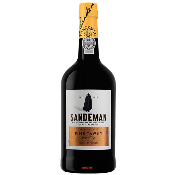 Rượu Vang Bồ Đào Nha Sandeman Porto Tawny