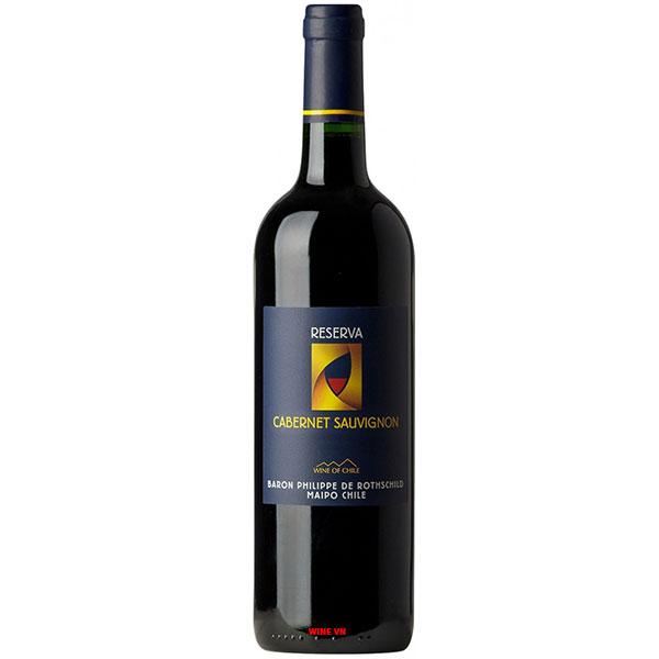 Rượu Vang Baron Philippe De Rothschild Reserva Cabernet Sauvignon