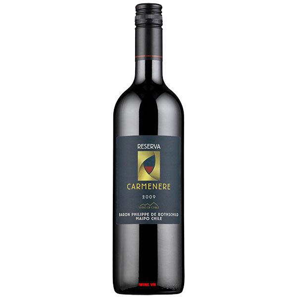 Rượu Vang Baron Philippe De Rothschild Reserva Carmenere
