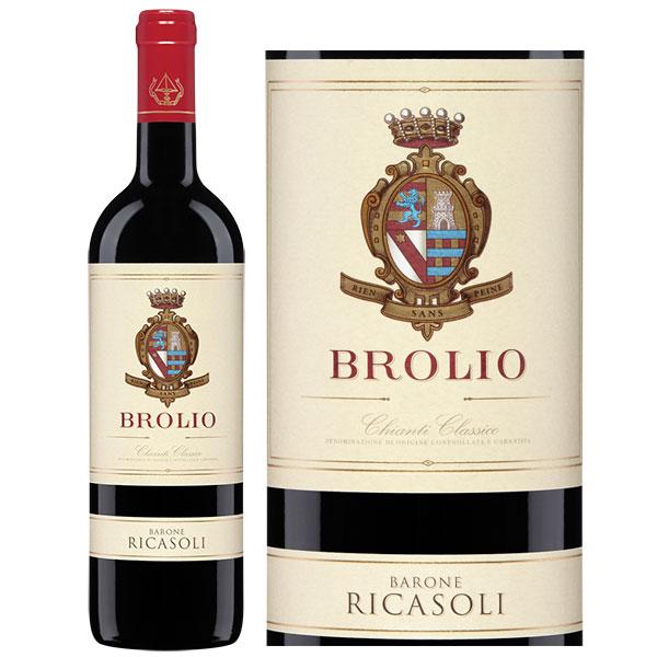 Rượu Vang Barone Ricasoli Brolio Chianti Classico