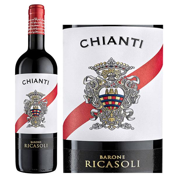 Rượu Vang Barone Ricasoli Chianti