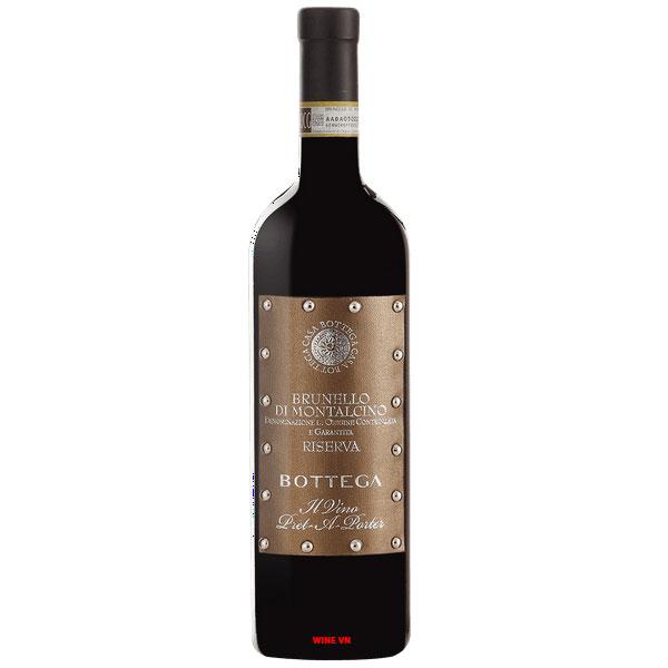 Rượu Vang Bottega Brunello Di Montalcino Riserva