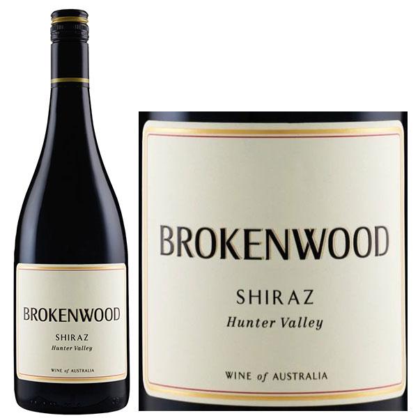 Rượu Vang Brokenwood Hunter Valley Shiraz