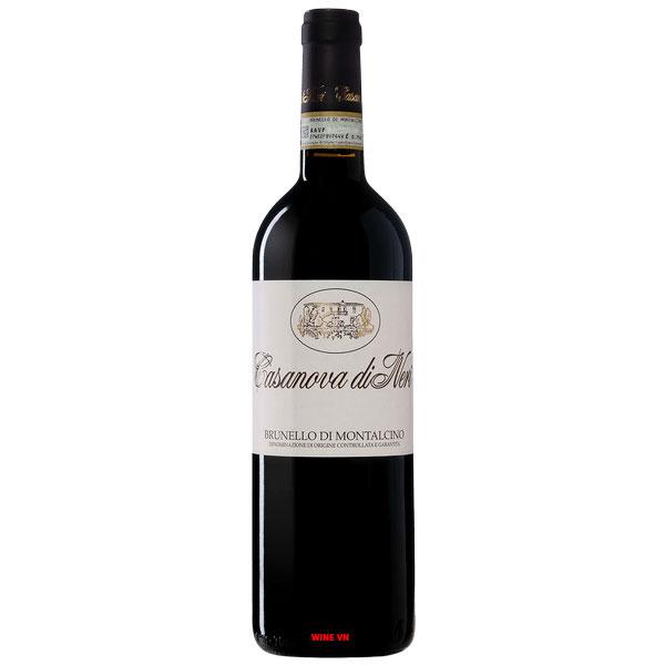 Rượu Vang Brunello Di Montalcino Casanova Di Neri