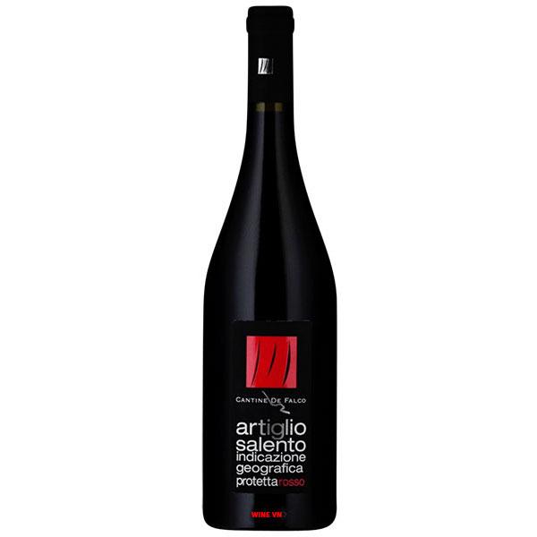 Rượu Vang Cantine De Falco ARTIGLIO Salento