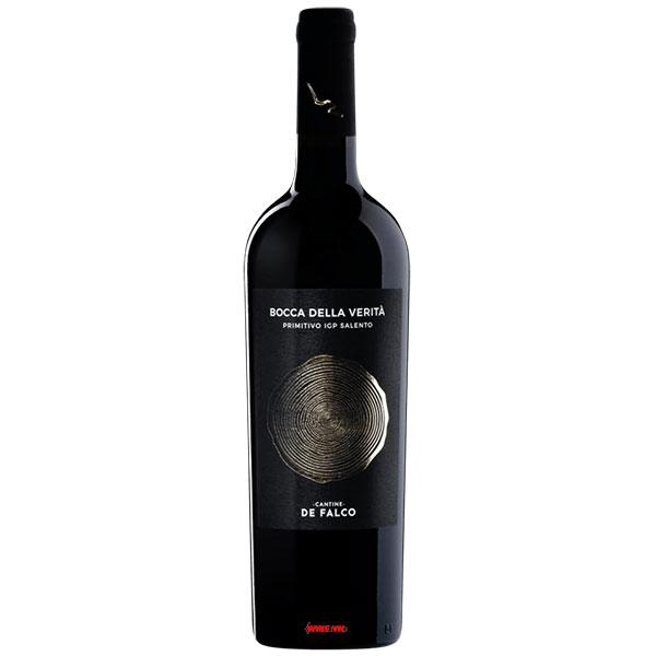 Rượu Vang Cantine De Falco BOCCA DE VERITA