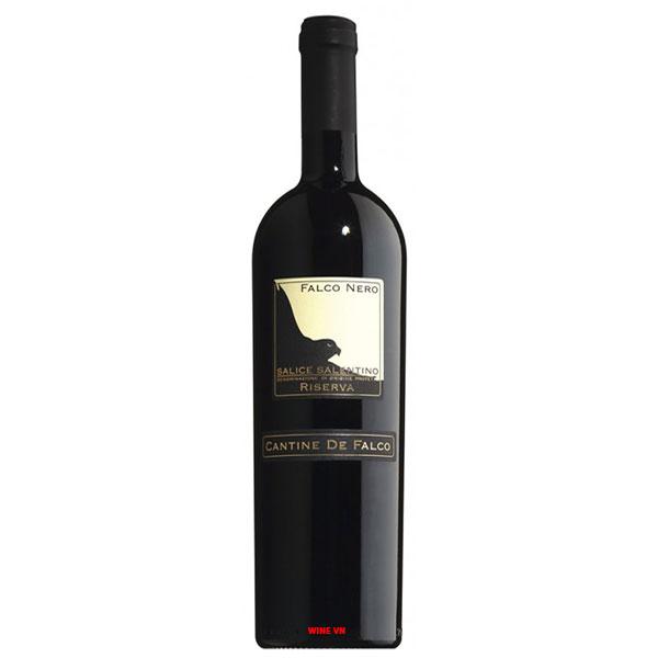Rượu Vang Cantine De Falco FALCO NERO Salice Salentino