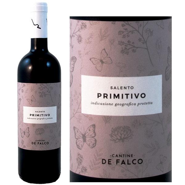 Rượu Vang Cantine De Falco Primitivo Salento