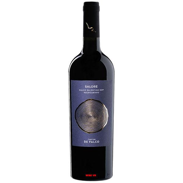 Rượu Vang Cantine De Falco SALORE Salice Salentino