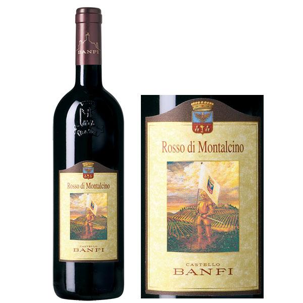 Rượu Vang Castello Banfi Rosso Di Montalcino