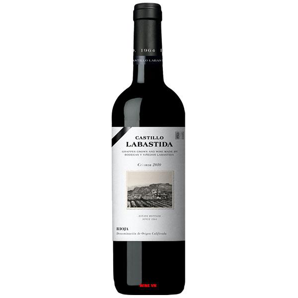 Rượu Vang Castillo Labastida Crianza