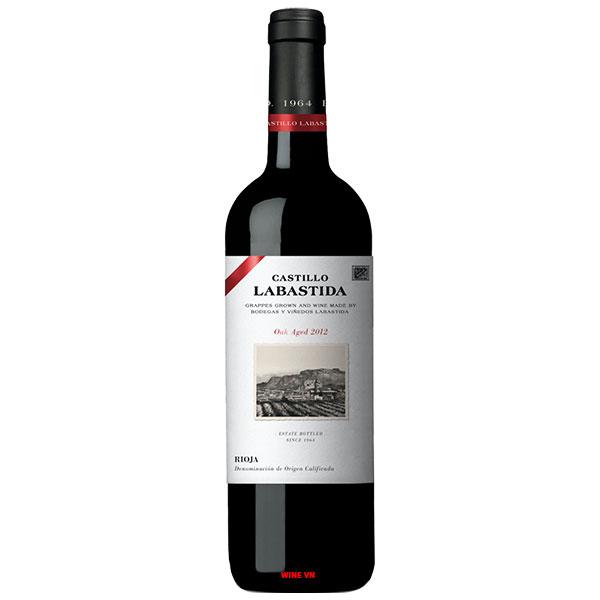 Rượu Vang Castillo Labastida Oak Aged