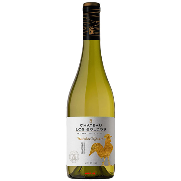 Rượu Vang Chateau Los Boldos Tradition Reserve Chardonnay