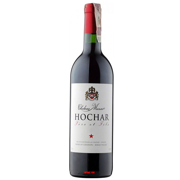 Rượu Vang Chateau Musar Hochar Pere & Fils
