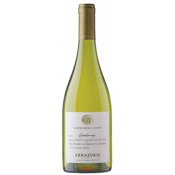 Rượu Vang Chile Errazuriz Aconcagua Costa Chardonnay