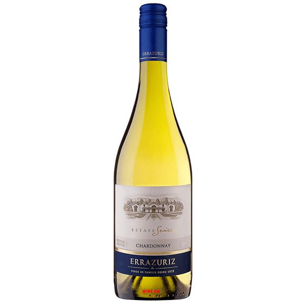 Rượu Vang Chile Errazuriz Estate Chardonnay