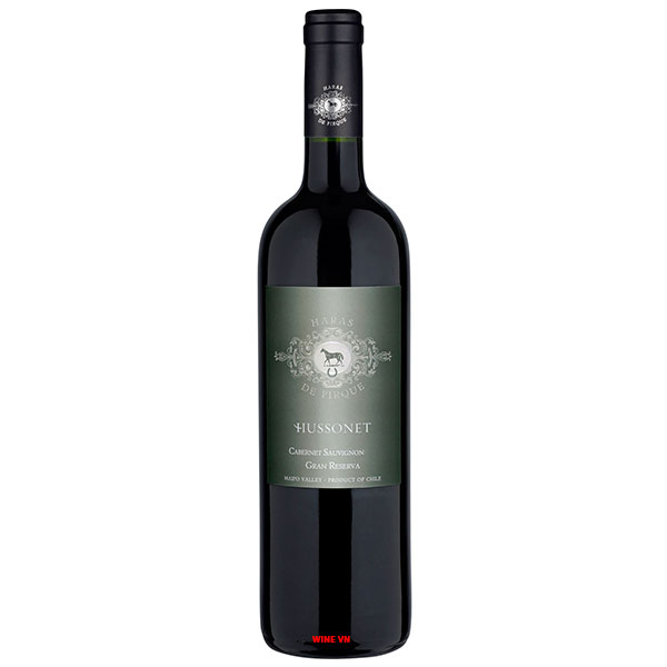 Rượu Vang Chile Hussonet Cabernet Sauvignon