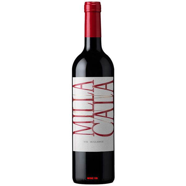 Rượu Vang Chile Vik Winery Milla Cala