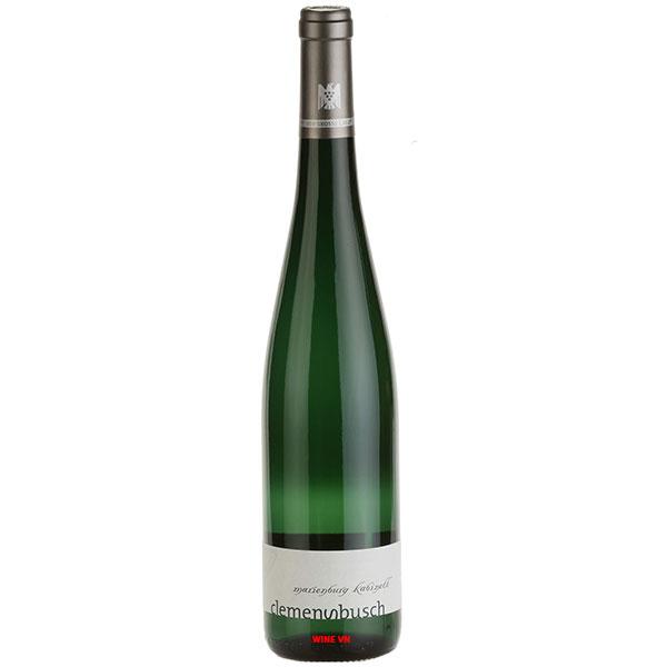 Rượu Vang Clemens Busch Marienburg Riesling Kabinett